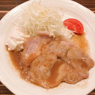 しょうが焼き(レストラン アサジ (RESTAURANT Asaji))