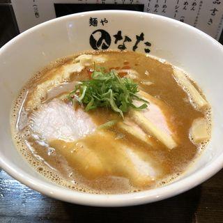 新麦らーめん (味噌辣油味)(麺や ひなた)