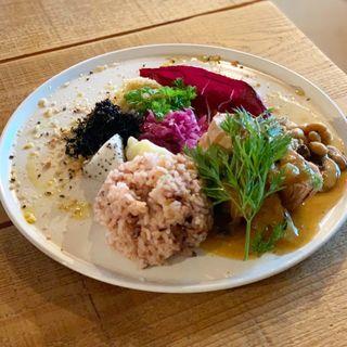 本日のランチ ポークフィレステーキ(シチニア食堂 )