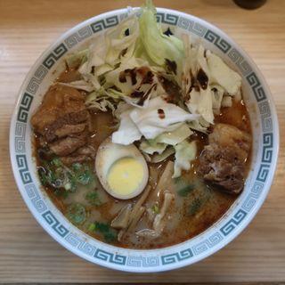 太肉麺(桂花ラーメン 渋谷センター街店 (けいからーめん))