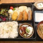 日替わり弁当(茅ヶ崎 海ぶね アトレ川崎店)