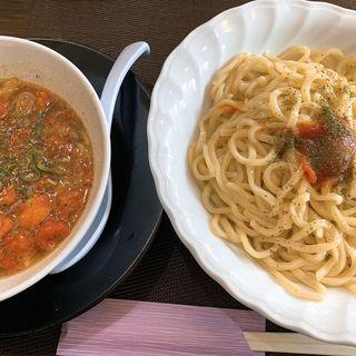 濃厚トマトつけ麺