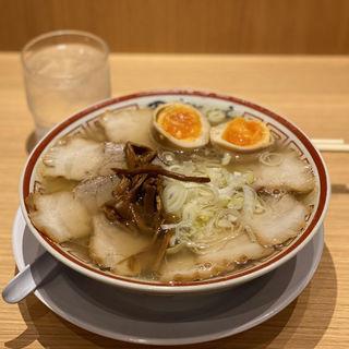 肉そば(田中そば店 九段下店)