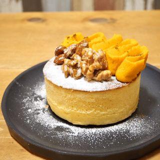 かぼちゃのパンケーキ(雪ノ下梅田本店)