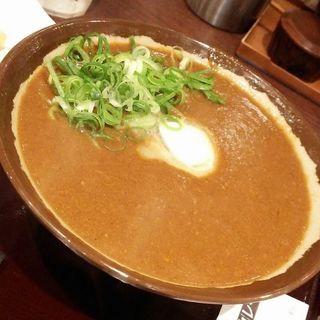 カレーうどん(香川一福 原宿店)