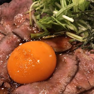 ローストビーフ丼 ノーマル