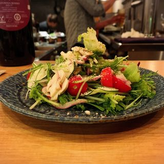 グリーンサラダ(金井商店)