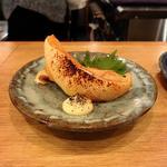 銀鮭ハラス焼