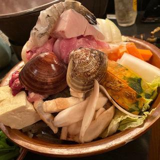 ちゃんこ鍋(なにわ一番 (なにわいちばん))