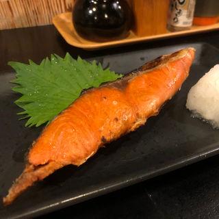 銀鮭焼き(ほろよい )