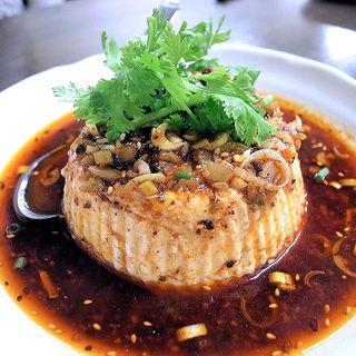 特製フワフワ豆腐(粒粒香)