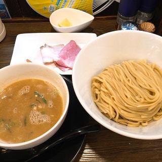トリトン鶏豚骨魚介醤油つけ麺(金彩〜KinIro〜)