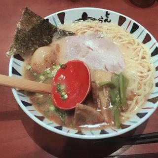 七志らーめん(七志 とんこつ編 青葉台店)