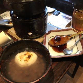 炙りみたらし(浪芳庵 本店 )