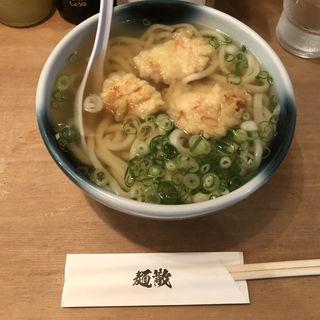ぶっかけ かしわ天(麺散)