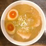 醤油豚骨ラーメン+煮卵
