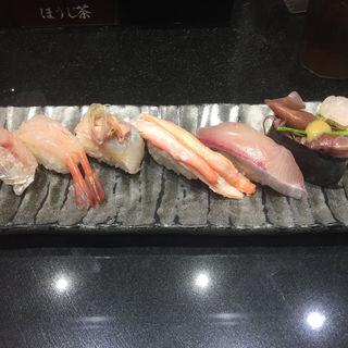 かがやき7(廻る富山湾 すし玉 富山駅店 )