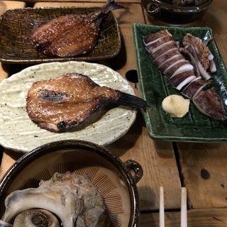 干物(囲炉茶屋 (irorichaya))