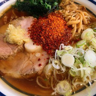 魚辛生姜(波音食堂 (ナミネショクドウ))