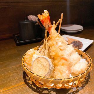 天ぷら(千花庵 野毛店 )