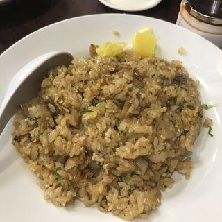 パラパラ焼き飯(王餃子 (わんぎょうざ))