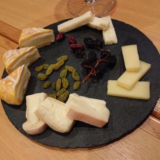 チーズおまかせ盛り4種