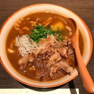 特製カレーうどん(魚oh貝 (ぎょーかい))