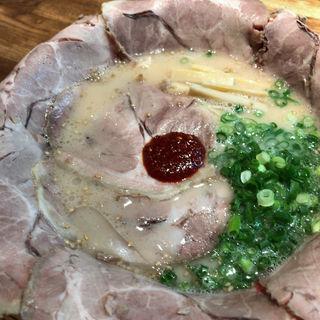 肉増しラーメン