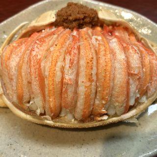 セイコ蟹(鮨 一條 )