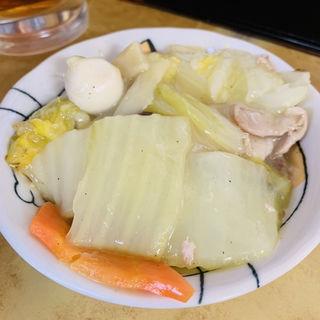 野菜うま煮(信濃路 鶯谷店 (しなのじ))