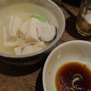 湯豆腐(くら島 (くらしま))