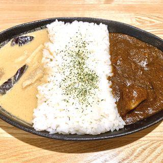 チキンカレー×和ジアンカレー(コスギカレー (KOSUGI CURRY))