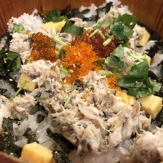 ちらし寿司(島根の味 日本海の幸 主水 日本橋室町店)