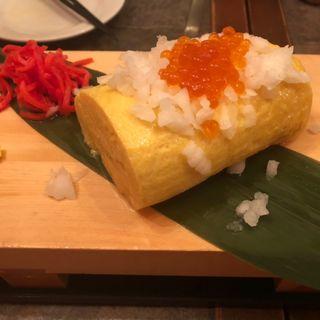 だしまき玉子(デンズカフェ)
