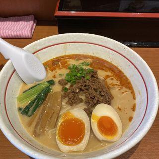 福丸タンタン麺(味玉)(麺屋 福丸)