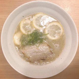 レモン豚骨(真麺 武蔵 (TAKEZO))