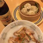鶏肉粥(とりにく粥)