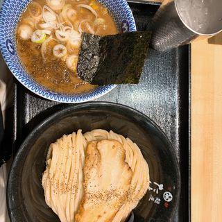 特製つけ麺(京都 麺屋たけ井 阪急梅田店)