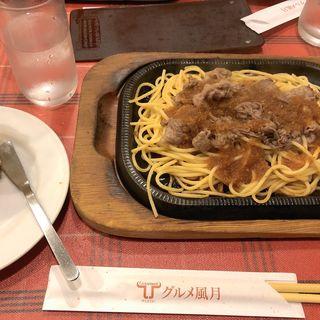ビーフバター焼き(グルメ風月 天神コア店 )
