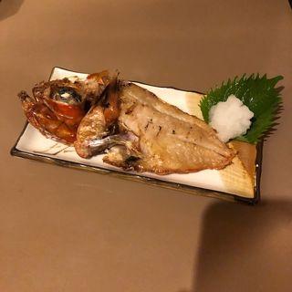 キンメの干物(うずら亭 )