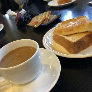 コーヒー(カフェ セブン)