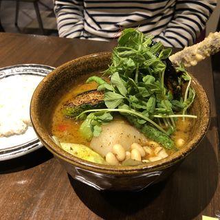 チキンと野菜のカリー(ソウルストア (SOUL STORE))