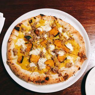 日替り(カボチャのピザ(PIZZA365)