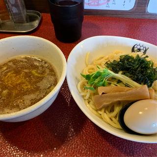 濃厚魚介つけ麺(一乗寺つるかめ )