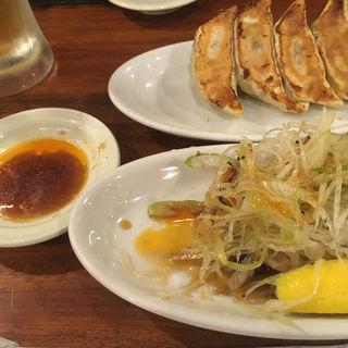 生姜餃子(浪花ひとくち餃子 餃々 茅場町店 )