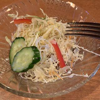 野菜サラダ(ヘラ味屋 )