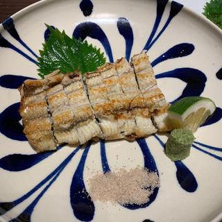鰻の白焼き(博多ほてい屋祇園店)