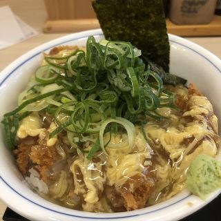 出汁あんかけカツ丼(かつや 大阪泉佐野店 )