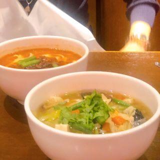 素菜麺(XI'AN 新宿西口店 (シーアン))