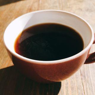 ホットコーヒー(小春日和)